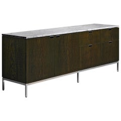 Florence Knoll for Knoll International Sideboard with Marble Top