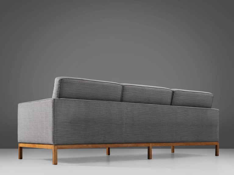 Mid-20th Century Florence Knoll for Knoll International Sofa '2557' For Sale