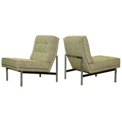 Florence Knoll Lounge Chairs