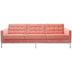 Florence Knoll Lounge Series Sofa