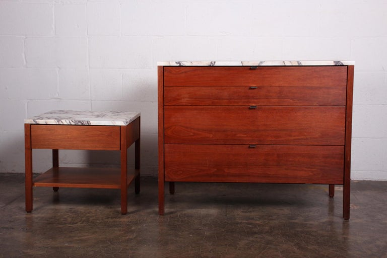 Florence Knoll Nightstand for Knoll For Sale 5
