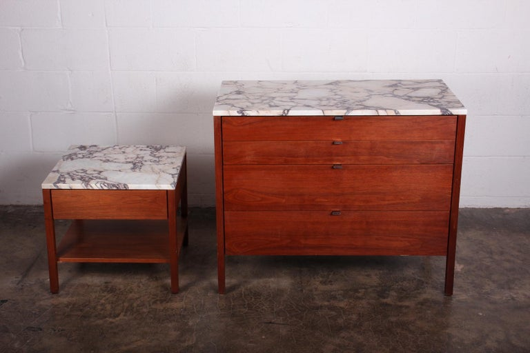 Florence Knoll Nightstand for Knoll For Sale 6