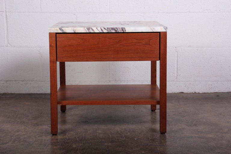 Florence Knoll Nightstand for Knoll In Good Condition For Sale In Dallas, TX