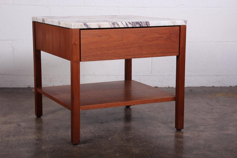 Florence Knoll Nightstand for Knoll For Sale 2