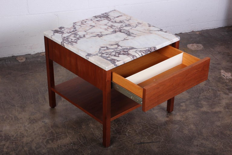 Florence Knoll Nightstand for Knoll For Sale 4