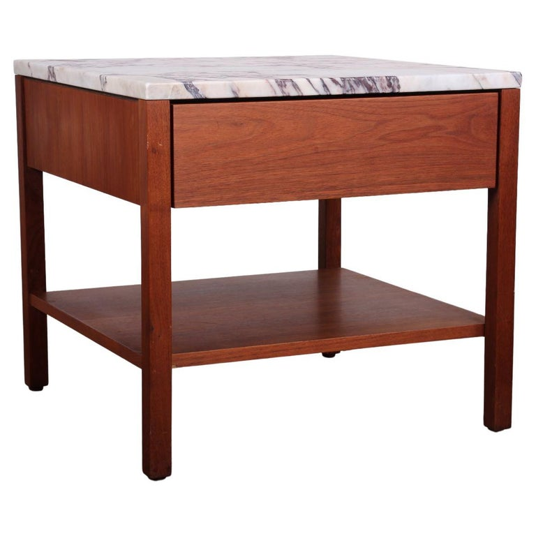 Florence Knoll Nightstand for Knoll For Sale