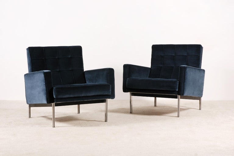 Mid-Century Modern Florence Knoll, Pair of