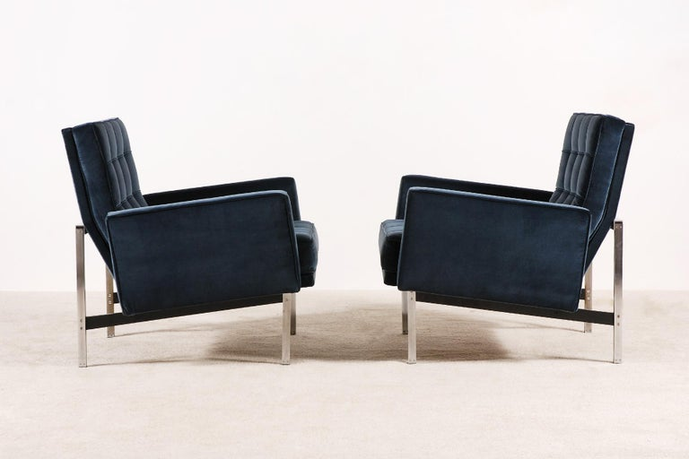 American Florence Knoll, Pair of