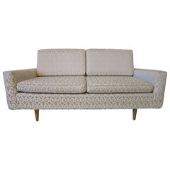 Florence Knoll Settee / Loveseat by Knoll