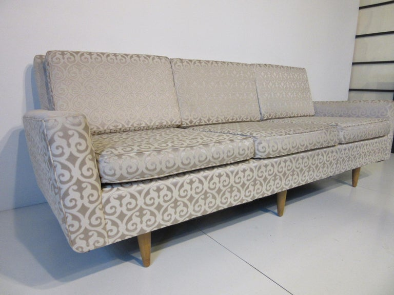 American Florence Knoll Sofa for Knoll For Sale