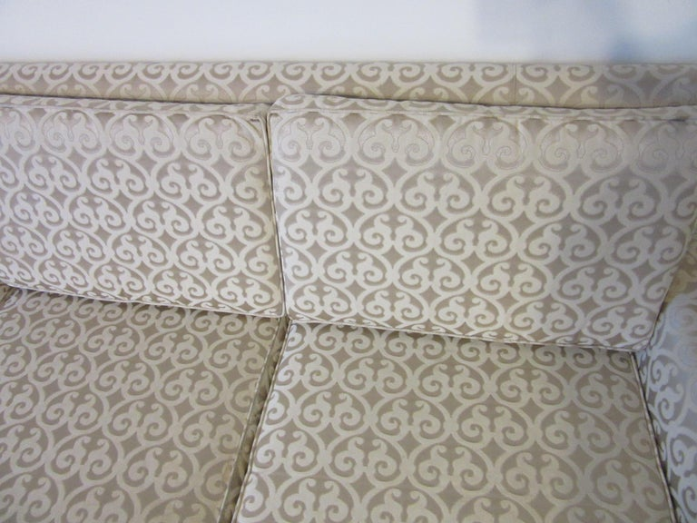 Fabric Florence Knoll Sofa for Knoll For Sale
