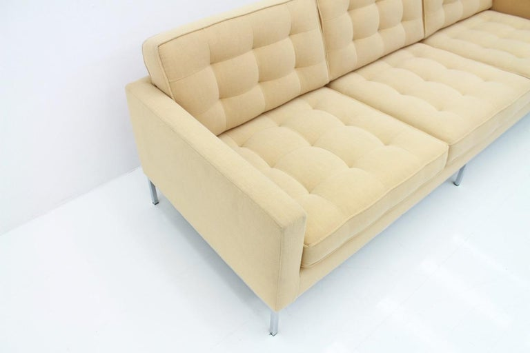 Florence Knoll Sofa for Knoll International In Good Condition For Sale In Frankfurt / Dreieich, DE