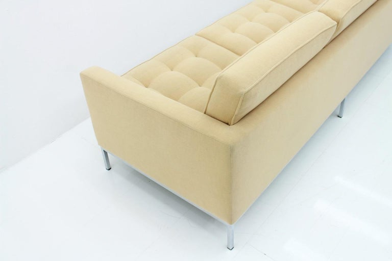 Florence Knoll Sofa for Knoll International For Sale 1