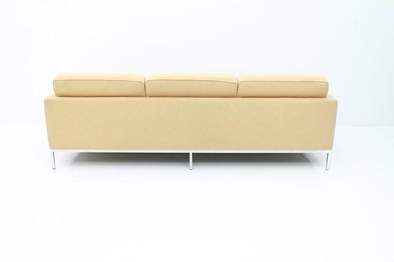 Florence Knoll Sofa for Knoll International For Sale 2