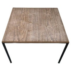 Florence Knoll T Bar Cocktail/Side/End Table
