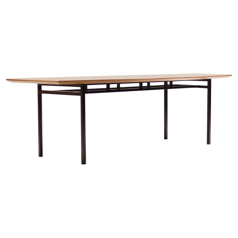 Florence Knoll Teak Model 578 Table For Sale