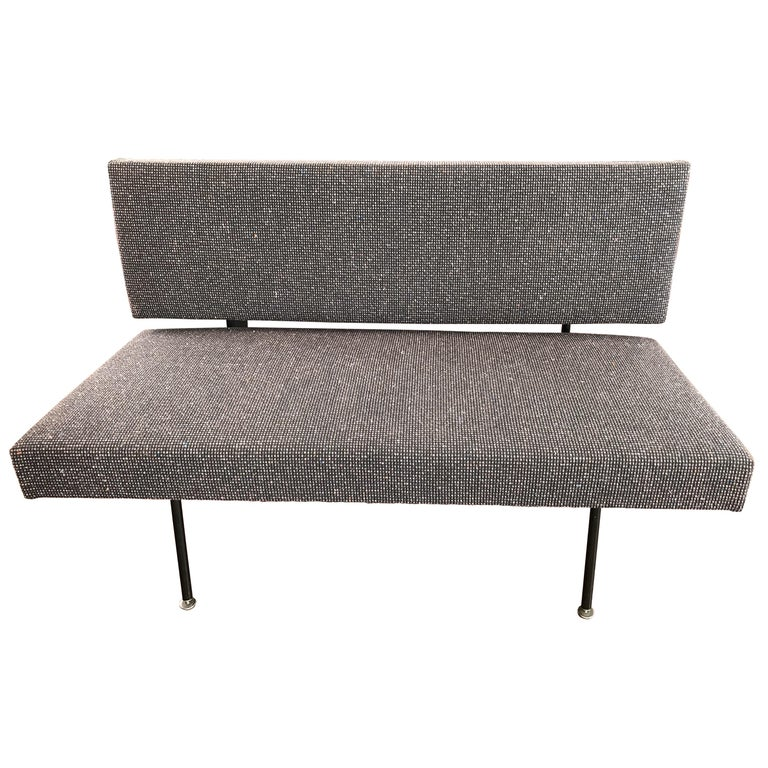 Florence Knoll's Lounge Set, for Knoll, circa 1950 For Sale