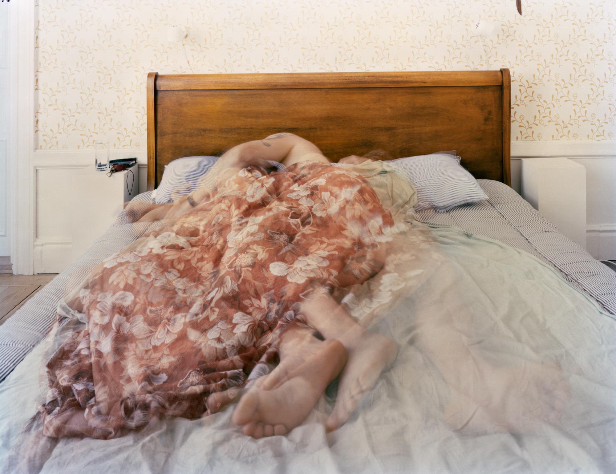 Long exposure figurative Photography: 'Illuminations No. 5'