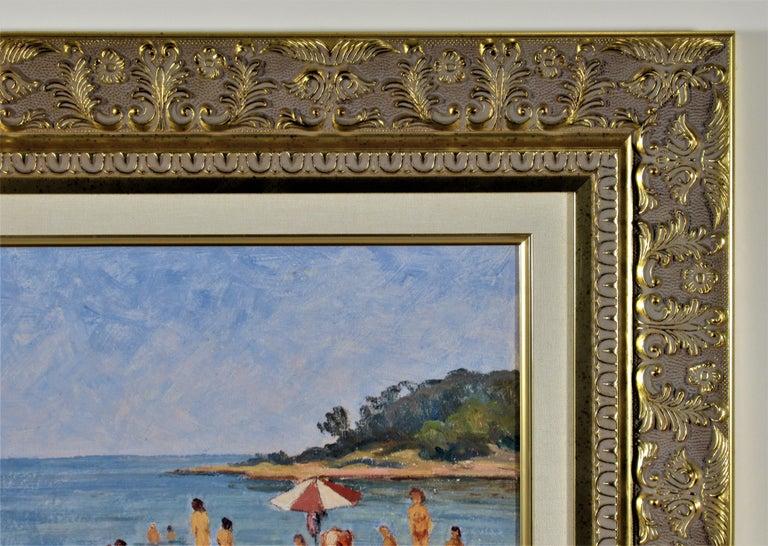 Sur la Plage (On the Beach) For Sale 1