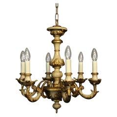 Florentine 6-Light Polychrome Chandelier