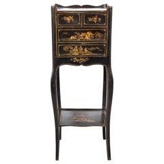 Florentine, Chinoiserie Side Table