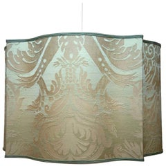 Florentine Damask Lighting Fixture