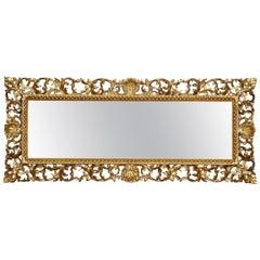 Florentine Giltwood Wall Mirror