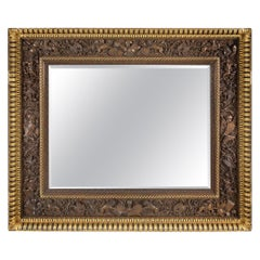 Florentine Renaissance Revival Mirror by Angiolo Barbetti