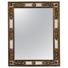 Florentine Style Gilded Mirror, Mid-20th Century