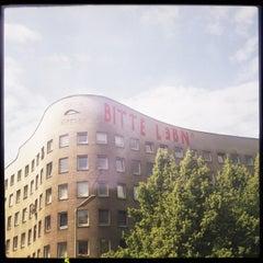a Piece of Bitte Lebn - Pieces of Berlin - Kreuzberg, Graffiti, Streetart