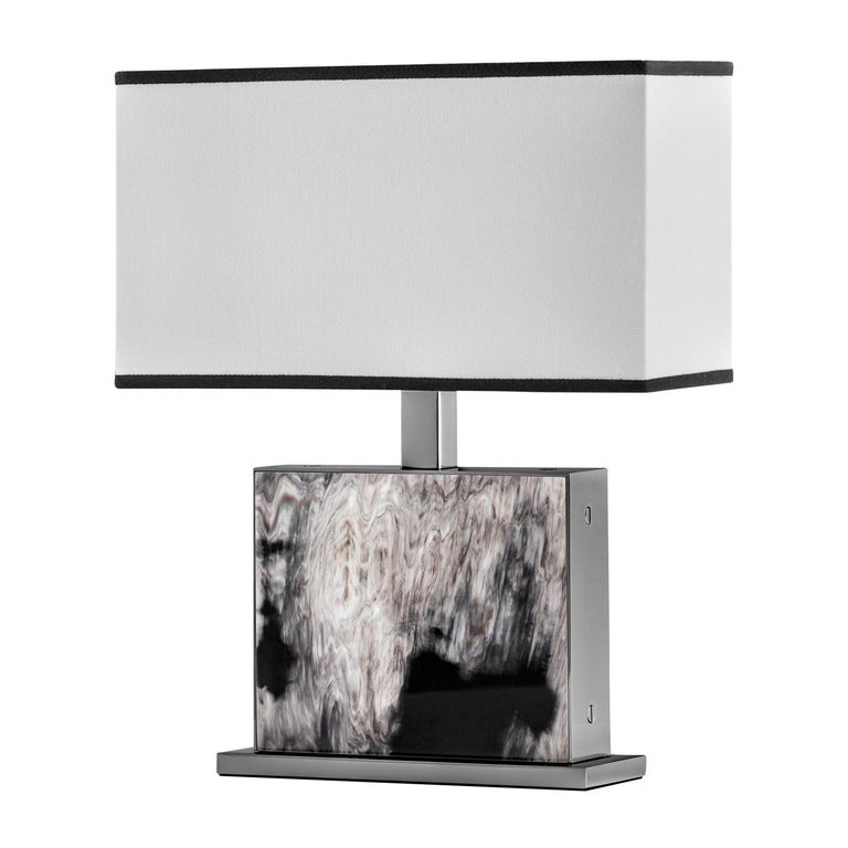 Florian Small Table Lamp by Filippo Dini For Sale