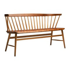 """Florida"" Bench by Ebbe Wigell, Sweden, 1950s"