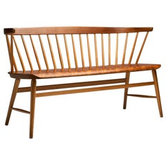 """""""Florida"""" Bench by Ebbe Wigell, Sweden, 1950s"""