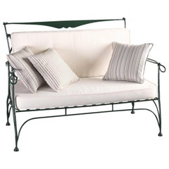 Florio Outdoor 2-Seat Sofa