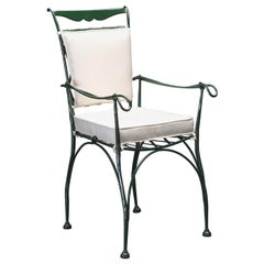 Florio Outdoor Chair with Armrests