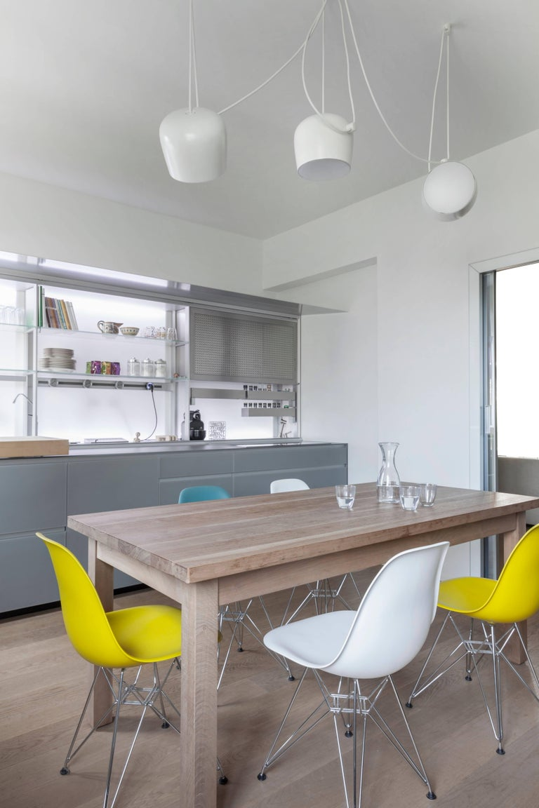 Bouroullec Modern White Plug-In Hanging Aim Pendant Light for FLOS, in stock For Sale 1