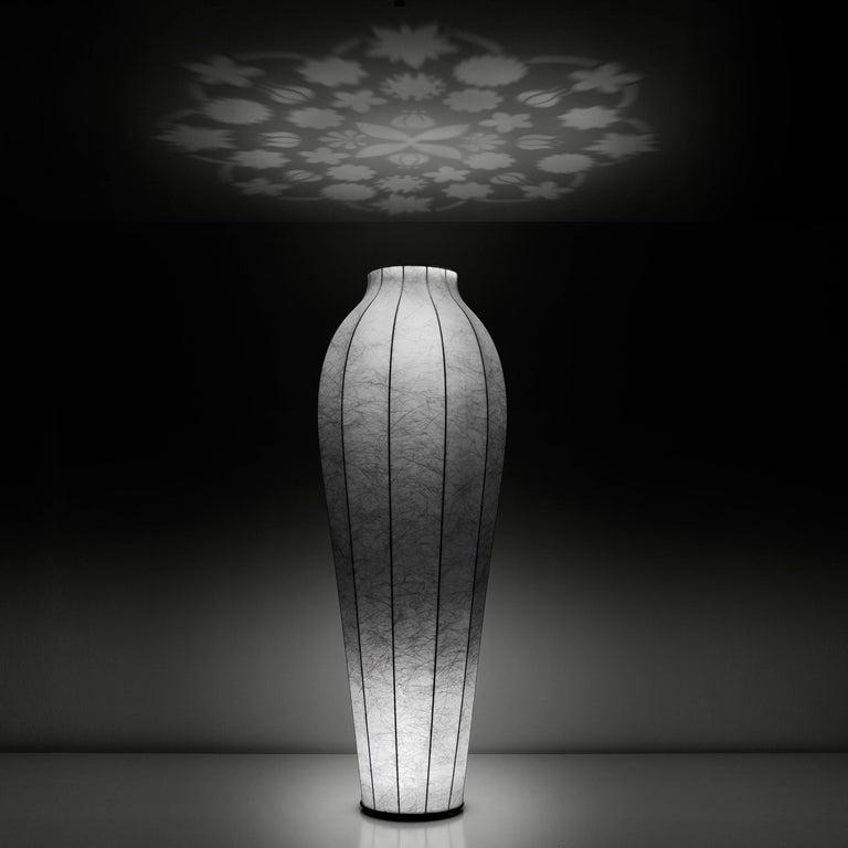 Modern FLOS Chrysalis Floor Lamp by Marcel Wanders For Sale