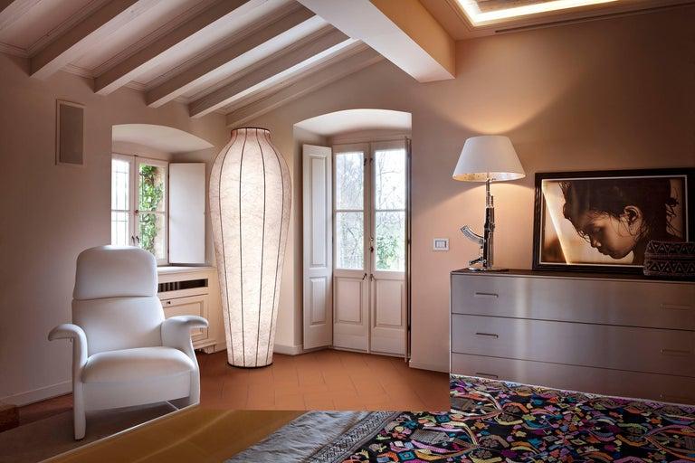 Italian FLOS Chrysalis Floor Lamp by Marcel Wanders For Sale