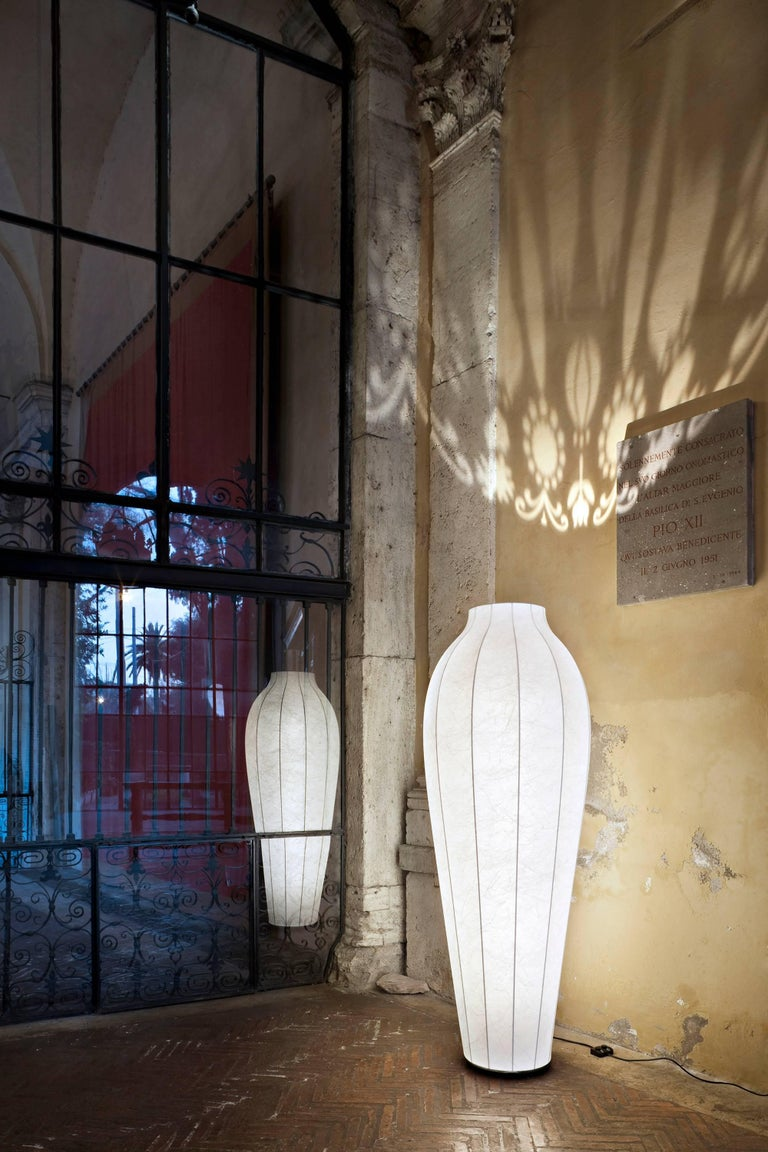 FLOS Chrysalis Floor Lamp by Marcel Wanders In New Condition For Sale In New York, NY