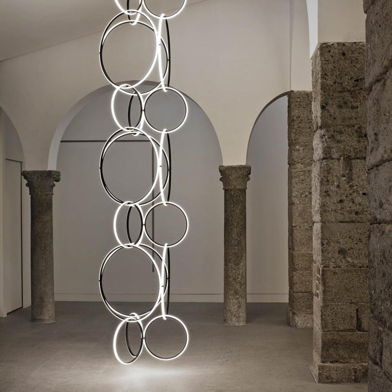 FLOS Drop Up and Line Arrangements Light by Michael Anastassiades For Sale 5