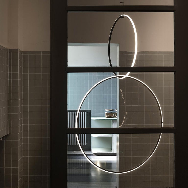 FLOS Drop Up and Line Arrangements Light by Michael Anastassiades For Sale 11