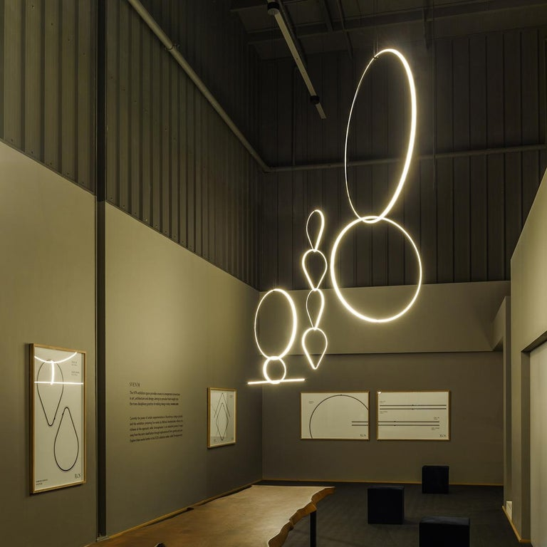 FLOS Drop Up and Line Arrangements Light by Michael Anastassiades For Sale 2