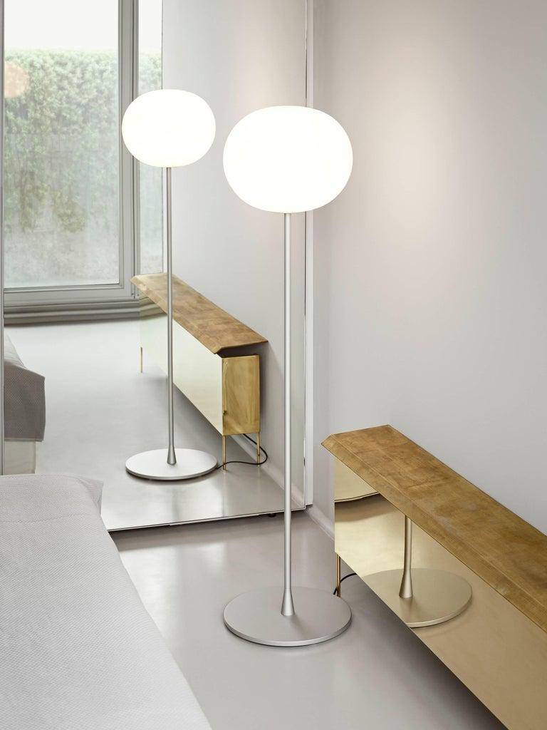 Flos Glo Ball F1 Halogen Floor Lamp By Jasper Morrison For Sale At