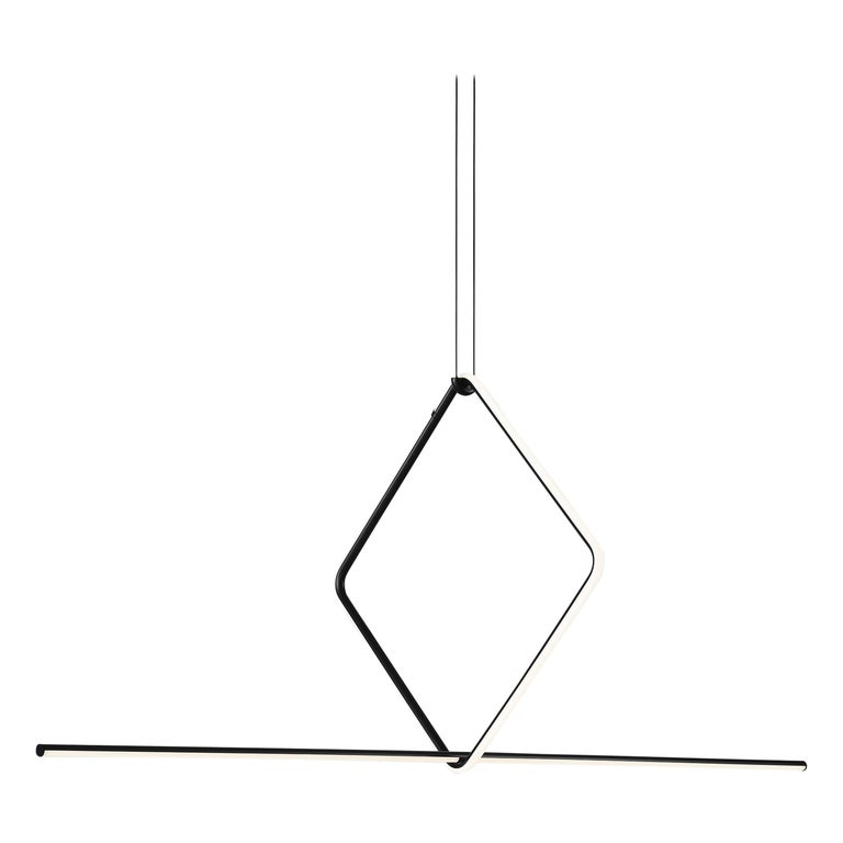 FLOS Large Square and Line Arrangements Light by Michael Anastassiades For Sale