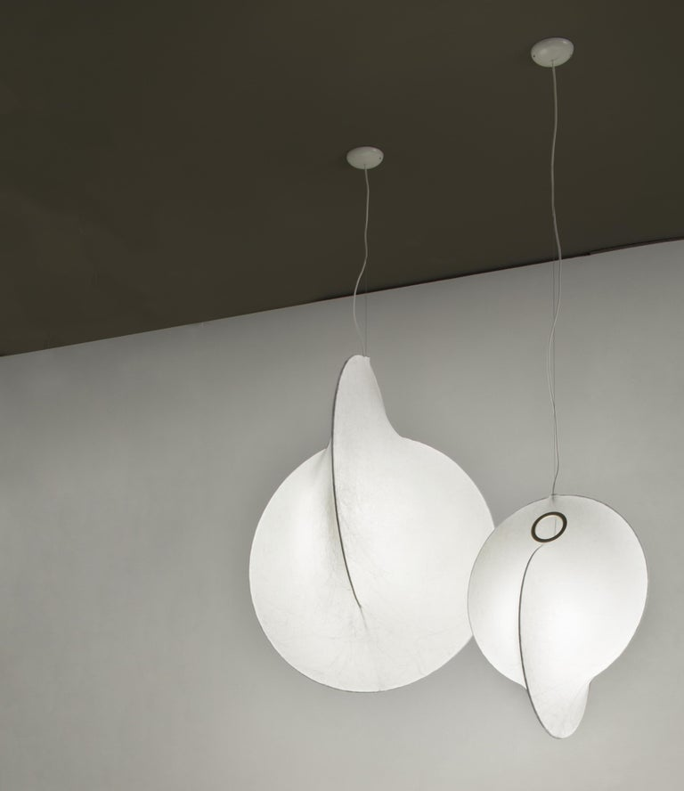 Modern Flos Overlap S2 Suspension Light by Michael Anastassiades For Sale