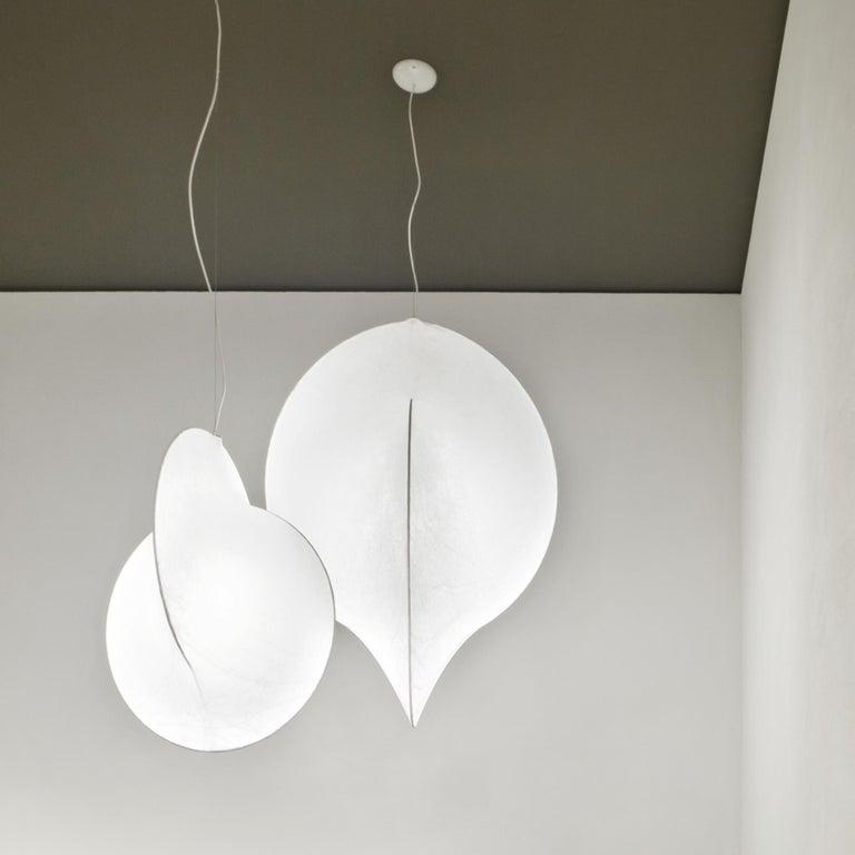 Italian Flos Overlap S2 Suspension Light by Michael Anastassiades For Sale