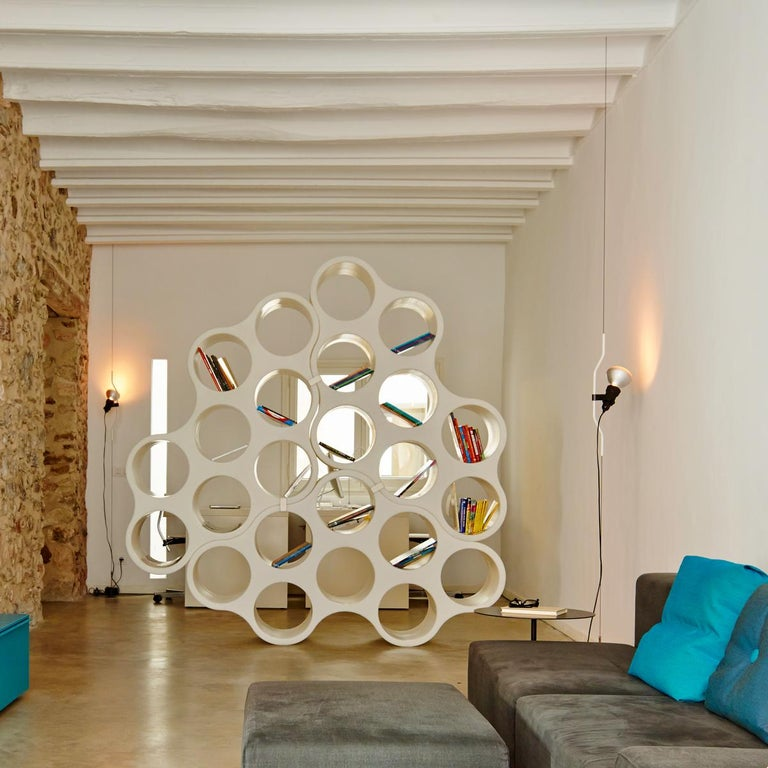 Flos Parentesi Pendant Light in Nickel by Achille Castiglioni & Pio Manzu For Sale 4