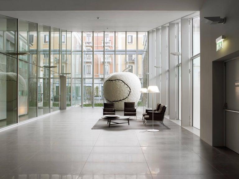 Modern FLOS Romeo Moon F Halogen Floor Lamp by Philippe Starck For Sale