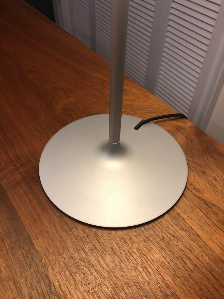 Mid-Century Modern Flos Romeo Moon T1 Table Lamp by Philippe Starck For Sale