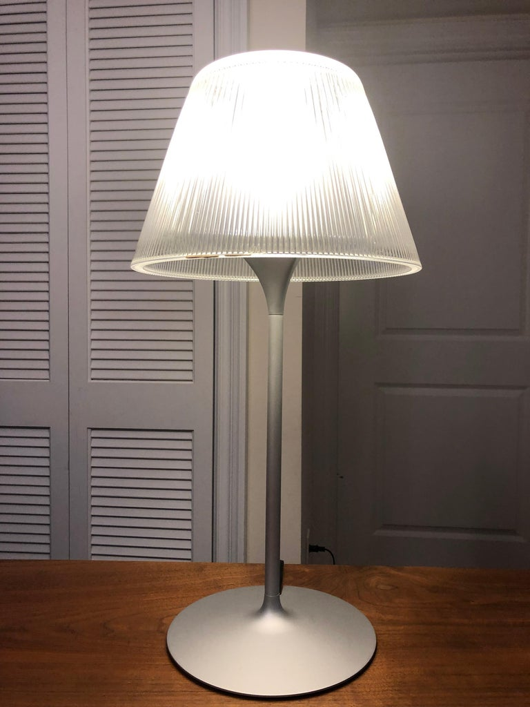 American Flos Romeo Moon T1 Table Lamp by Philippe Starck For Sale